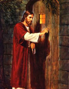 Jesus Knocking 01