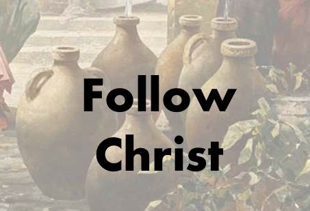 Tapping into Grace: Six Stone Jars (2/3)