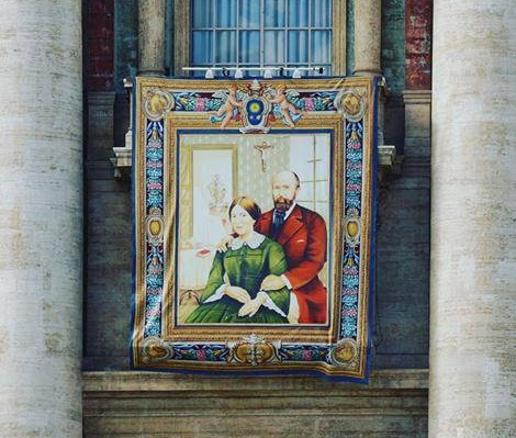 Canonization of Louis and Zélie Martin (1/4)