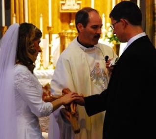 Wedding Crucifix