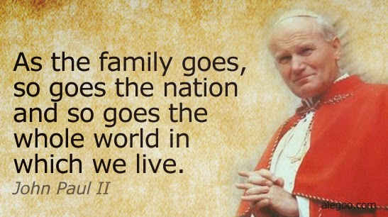 St John Paul Ii The Pope Of The Family Calling Couples To Christ