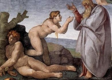 Michaelageo Creation of Eve