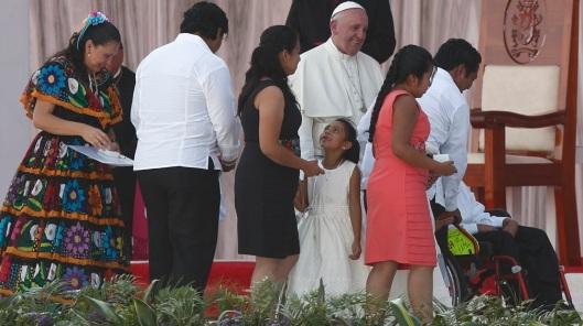 PAPAL VISIT MEXICO