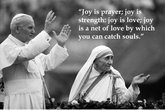 Mother Teresa_Joy
