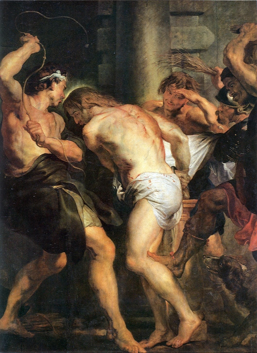 Rubens_1617_Flagellation of Christ