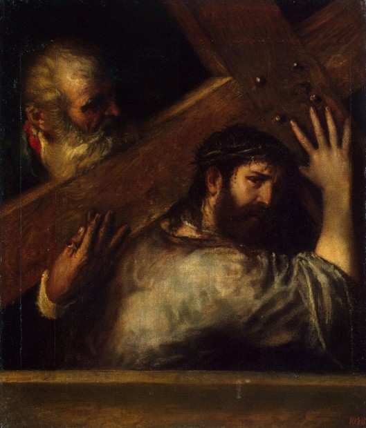 Titian_1565_Carrying of the Cross