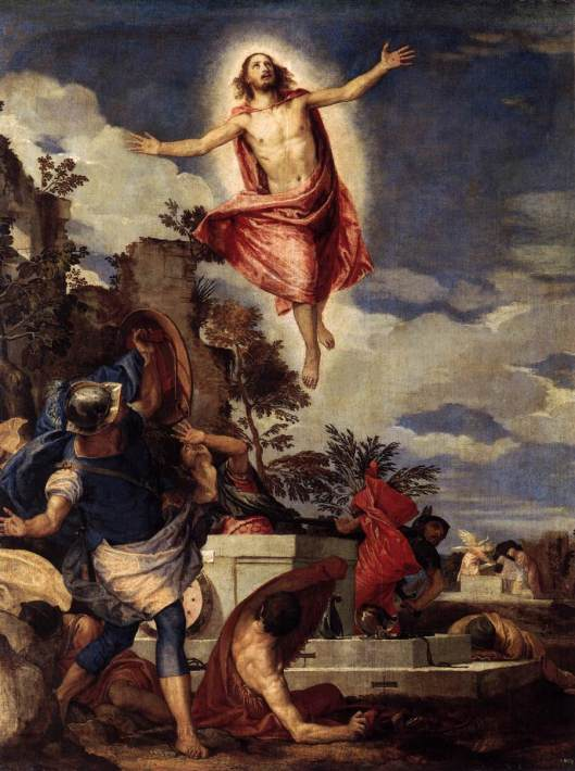 the-resurrection-of-christ_Paolo Veronese_1570