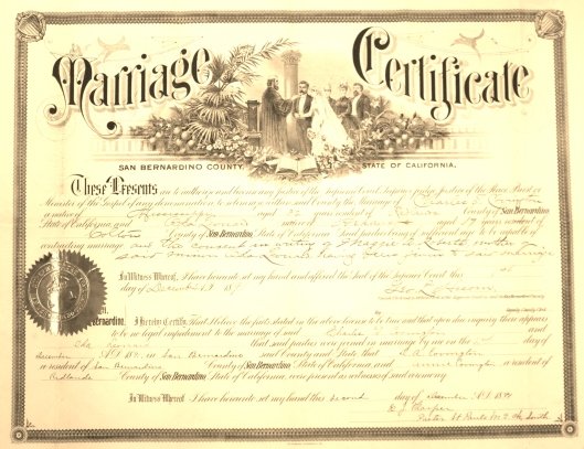 marriage certificate_02_sepia