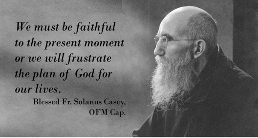 Bl. Fr. Solanus Casey