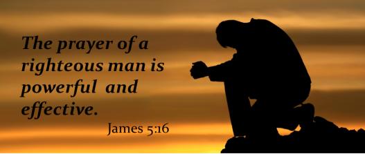 Prayer Righteous Man