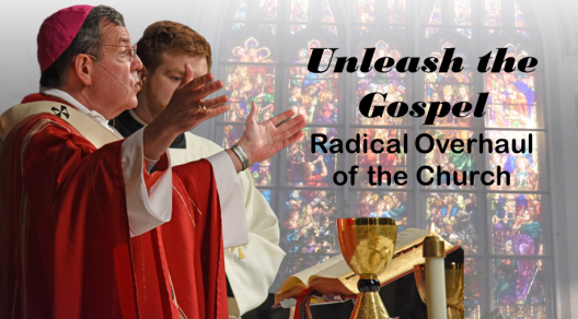 Unleash the Gospel Lead Photo