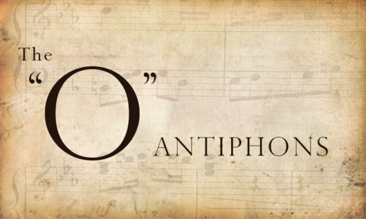 o-antiphons