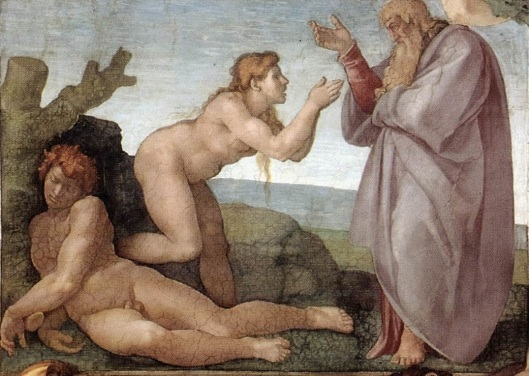 Michelangelo_Creation_of_Eve