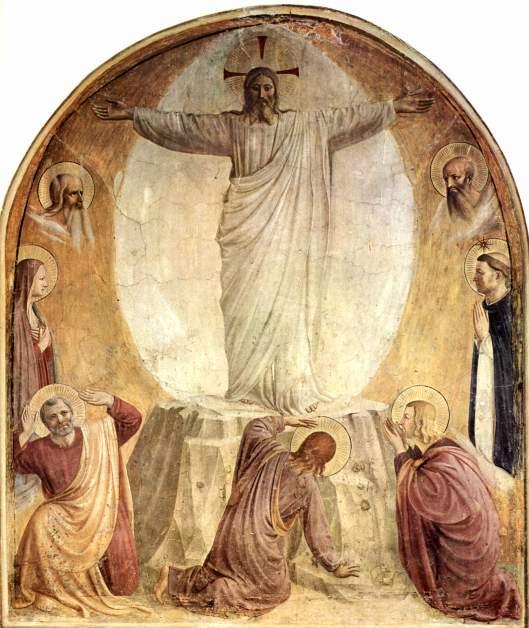 Transfiguration_Fra Angelico_1437