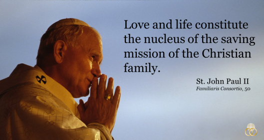 JPII Mission of the Family 2b