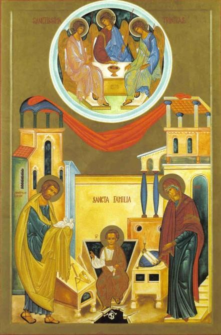 Trinity_Holy Family
