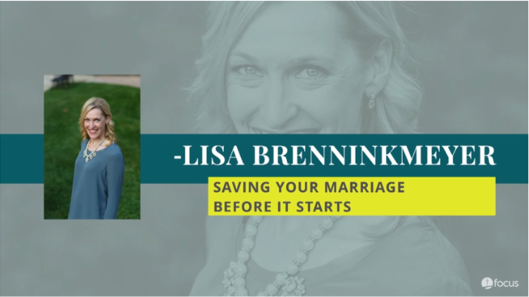 lisa b marriage talk