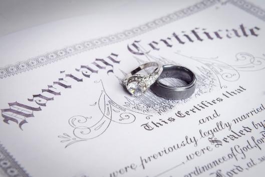 marriage license_shutterstock
