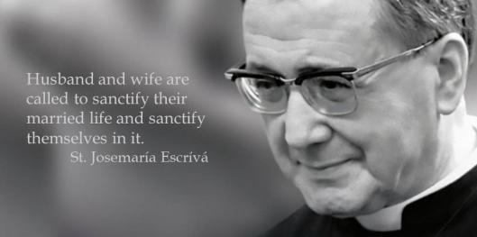 St Josemaria on Marriage