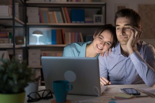shutterstock_Online Date Night