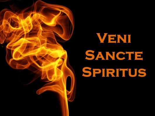 Holy Spirit Veni Sancte Spiritus