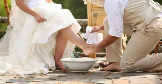 Foot Washing