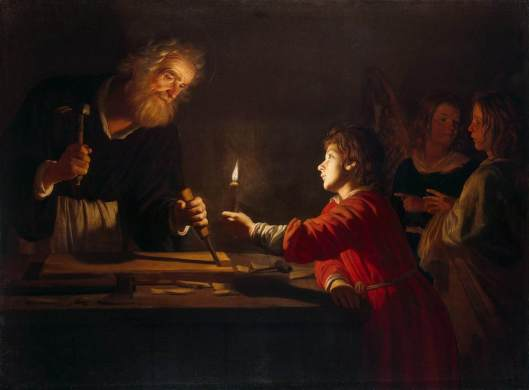 Gerrit_van_Honthorst_-_Childhood_of_Christ