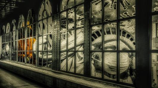 COVID Window