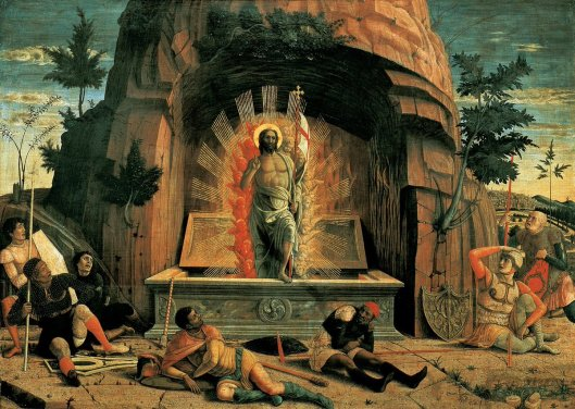 The Resurrection_Andrea Mantegna, 1459