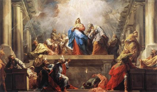 Pentecost_Jean II Restout_c1732