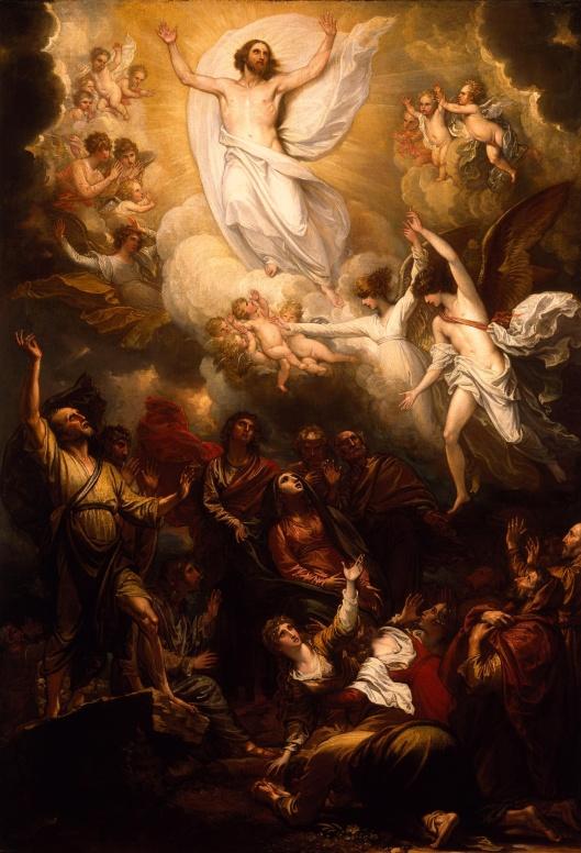 The Ascension__Benjamin West_c1801
